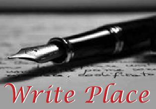 Write Place logo